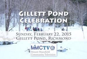 Gillett Pond video