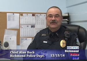 Richmond Police Beat image